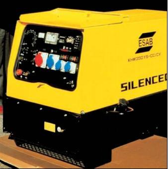 شراء Engine driven welders KHM 350 YS – CC/CV