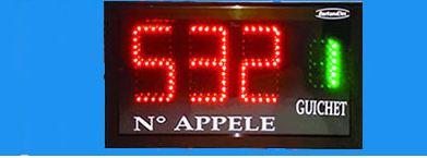 شراء Afficheur électronique A312G