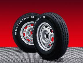 شراء Pneus pour camionnettes Fulda Multistar M