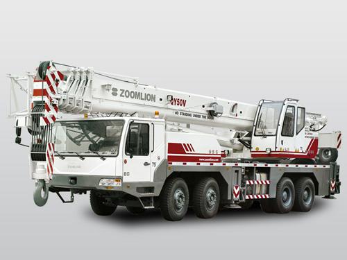 شراء Grue mobile ZOOMLION QY60H capacité : 60 T
