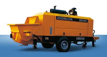 شراء Pompe de béton Zoomlion HBT80.18.181RSD