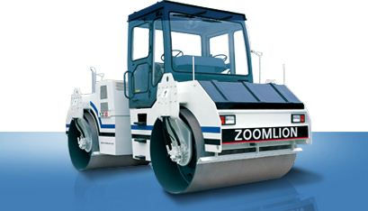 شراء Rouleau compresseur à deux roues d'acier Zoomlion YZC12B