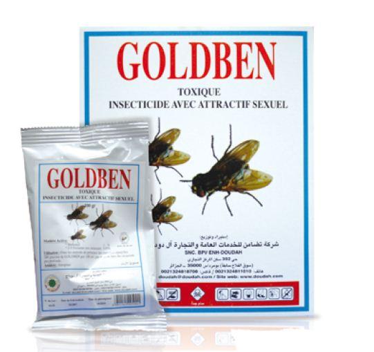 شراء Insecticide contre les mouches Goldben GR