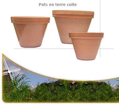 شراء Pots en terre cuite