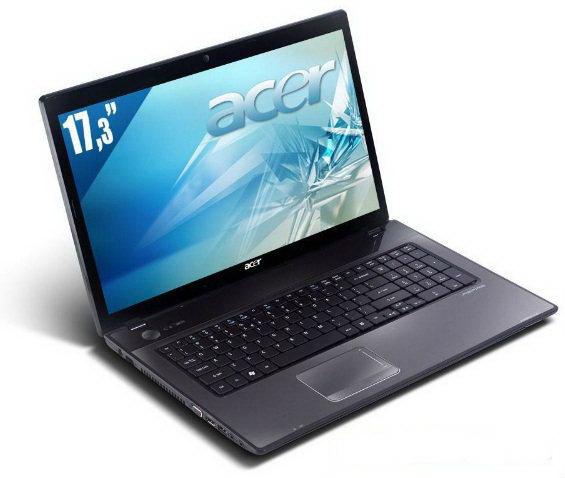 شراء Ordinateur portable Acer TravelMate 7750 écran 17,3''