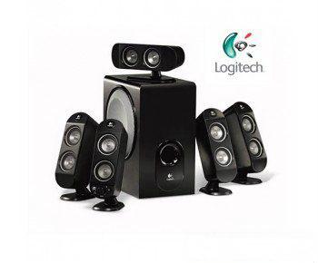 شراء Haut-parleurs 5.1 Logitech - X-530