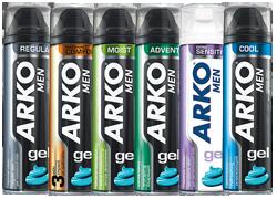 شراء Gel à raser Arko