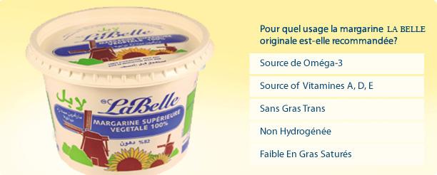 شراء Margarine LA BELLE