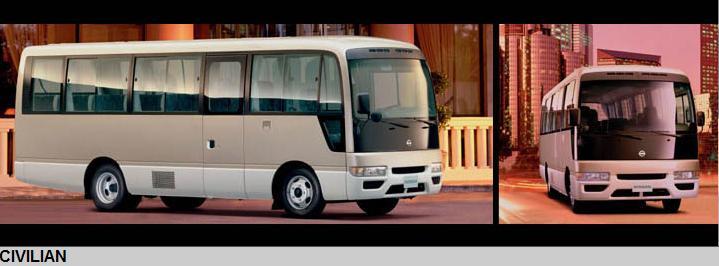 شراء Autocar Nissan CIVILIAN