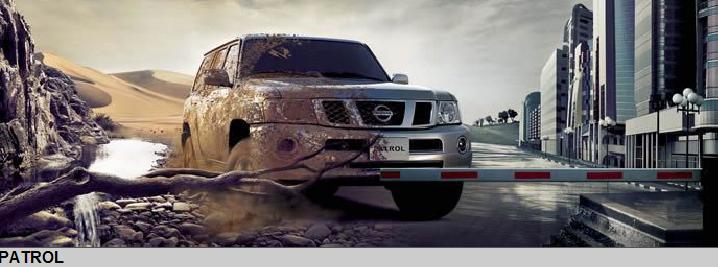 شراء Véhicule 4X4 Nissan Patrol