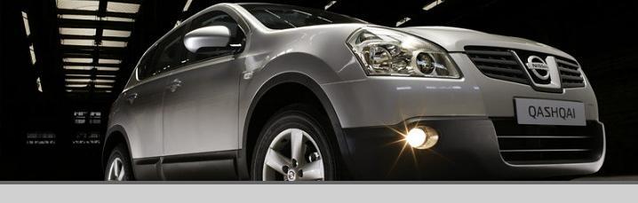 شراء Crossover Nissan QASHQA