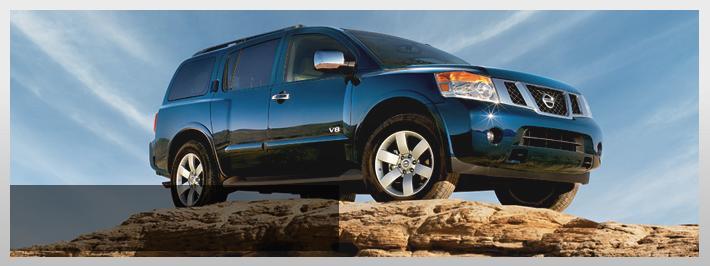 شراء SUV Nissan Armada