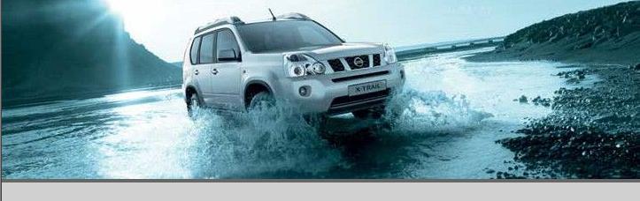 شراء Véhicule 4x4 Nissan X-Trail