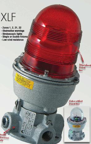 شراء Obstruction lighting XENON fixtures