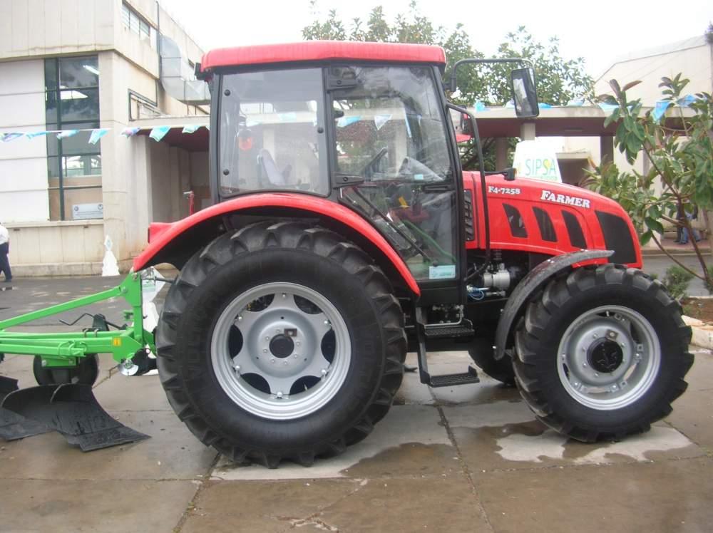 شراء TRACTEURS AGRICOLES -FARMER-