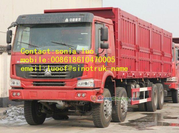 شراء SINOTRUCK HOWO 6x4 Dump Truck
