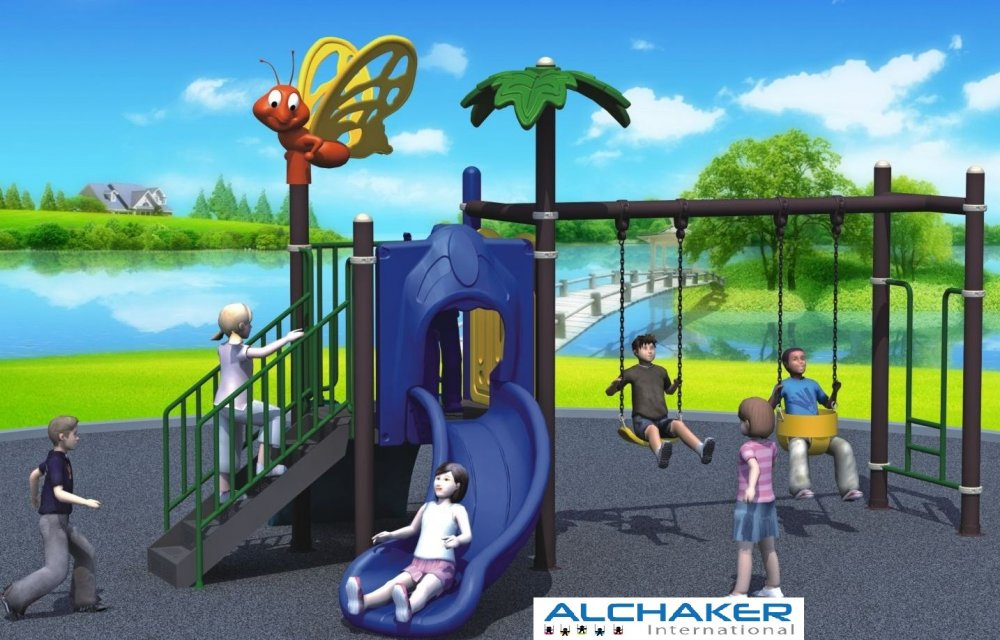 شراء Toboggan pour aire de jeux et espace public