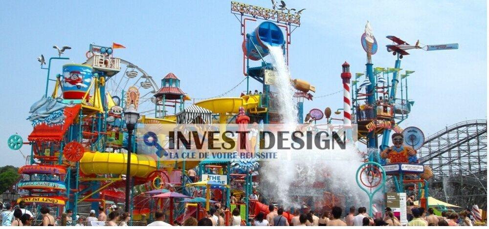 شراء Installation Aire de loisirs Algerie
