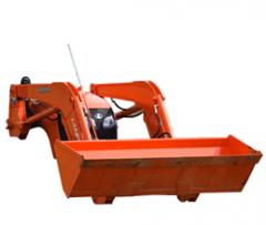 Chargeur Kubota LA1153EC pour tracteurs M6040 et
