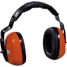 Casque antibruit Delta plus  SEPANG2