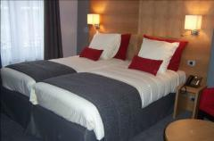 Chambre d'hotel Mobilal - bla bla