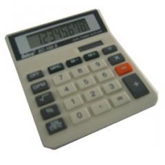 Calculatrice à double alimentation Ibico 100 S