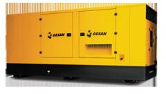 Groupe électrogène Diesel automatique insonorisé