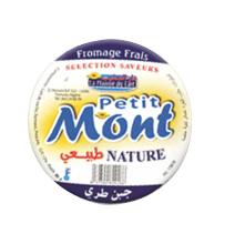 Fromage frais pasteurisé Petit Mont