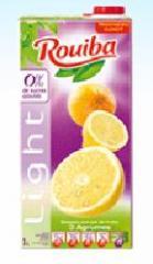 100% jus d'orange Rouiba