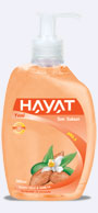 Liquid soap Hayat