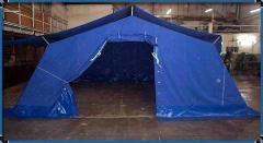 Tente concorde à double toit