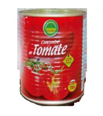 Concentré de tomates Cojec