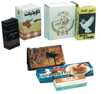 Boites Pliantes En Carton Compact