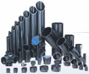 Les tubes de transport du gaz