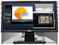 Ecran Dell E1910H TFT 18.5