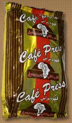 Café moulu robusta Press