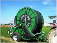 Enrouleurs d'irrigation