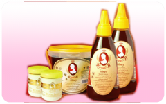 Organic honey Borneo Rainforest