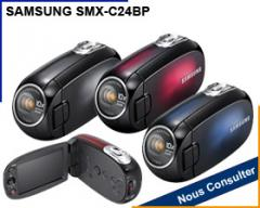 Caméscope Samsung SMX-C24BP