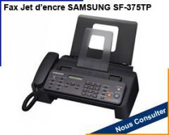 Fax Jet d'encre Samsung SF-375TP