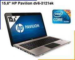 Micro portable HP Pavilion dv6-3121ek