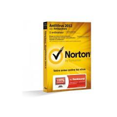Norton internet securite 2012 1 poste