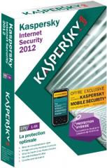 Antivirus Kaspersky Internet Security 2012