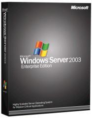 Logiciel Windows Server 2003