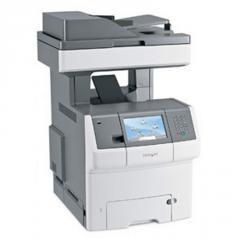 Imprimante Lexmark laser couleur X738de