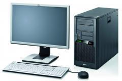 PC professionnel Fujitsu Esprimo P9900