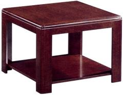 Table basse carrée - 60cm - MDF