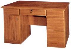 Bureau 1m20 - 05TF + armoire