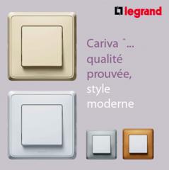Appareillage Legrand Cariva