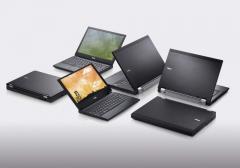 Ordinateur DellL Latitude Ultra-portable E4200 et